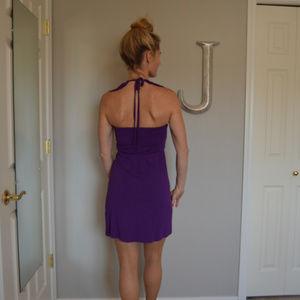 Buffalo David Bitton Dresses - Purple multi wear dress